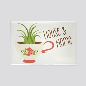 House & Home Magnets