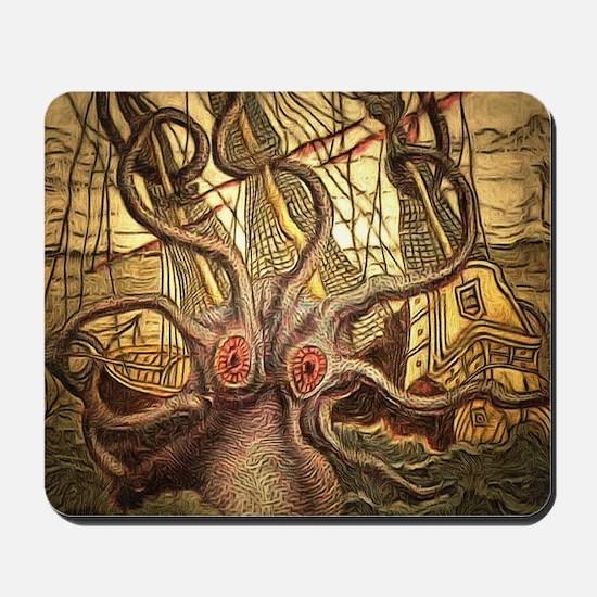 Sailors Nightmare Mousepad