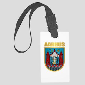 Aarhus Luggage Tag