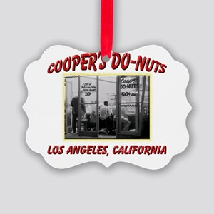 Coopers Donuts Ornament