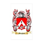Meighan Sticker (Rectangle 50 pk)