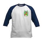 Megias Kids Baseball Jersey