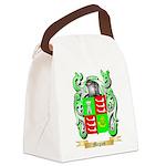 Megias Canvas Lunch Bag