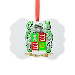 Megias Picture Ornament