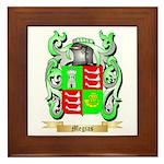Megias Framed Tile