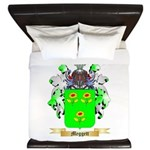 Meggett King Duvet