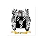 Megalizzi Square Sticker 3