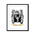 Megalizzi Framed Panel Print
