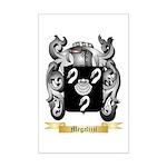 Megalizzi Mini Poster Print