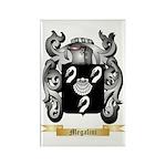 Megalini Rectangle Magnet (10 pack)