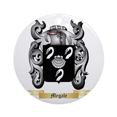 Megale Round Ornament