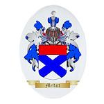 Meffatt Oval Ornament