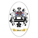 Mees Sticker (Oval)