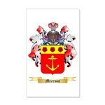 Meerson 20x12 Wall Decal