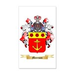 Meerson 35x21 Wall Decal