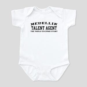 Talent Agent - Medellin Infant Bodysuit