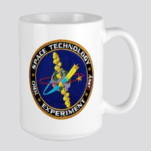 L-8 Space Tech Experiment Large Mug Mugs