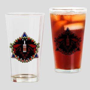 NROL-37 Drinking Glass