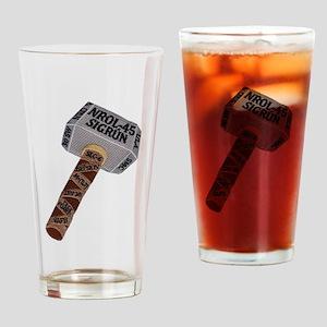 NROL-45 Drinking Glass