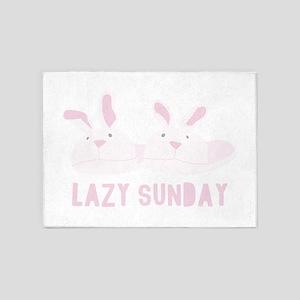 Lazy Sunday 5'x7'Area Rug