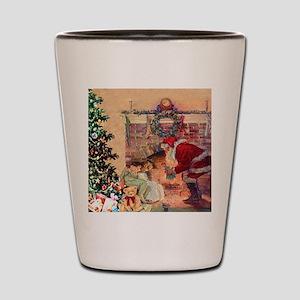 The Night Before Christmas Shot Glass