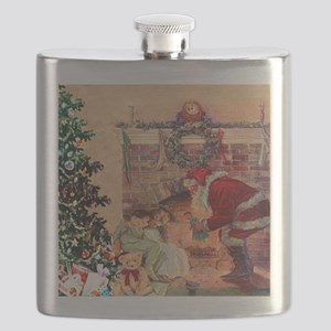 The Night Before Christmas Flask