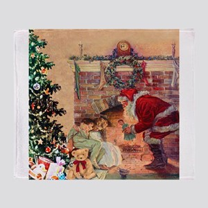 The Night Before Christmas Throw Blanket