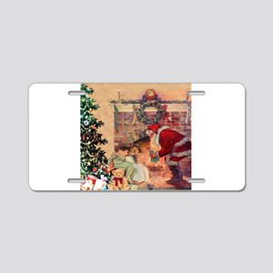 The Night Before Christmas Aluminum License Plate