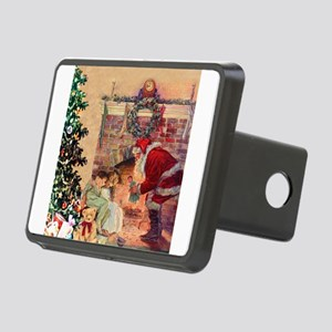The Night Before Christmas Rectangular Hitch Cover