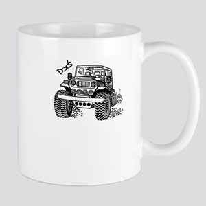 Doc's Jeep Mugs