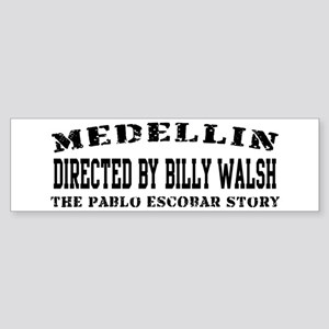 Directed By Billy Walsh Bumper Sticker