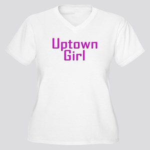 Uptown Girl Plus Size T-Shirt