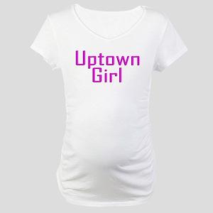 Uptown Girl Maternity T-Shirt