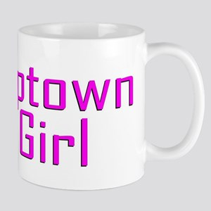 Uptown Girl Mugs