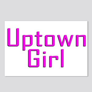 Uptown Girl Postcards (Package of 8)