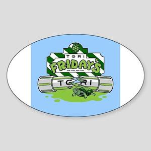 the ooze Sticker