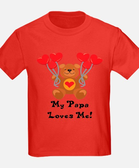 My Papa Loves Me! T