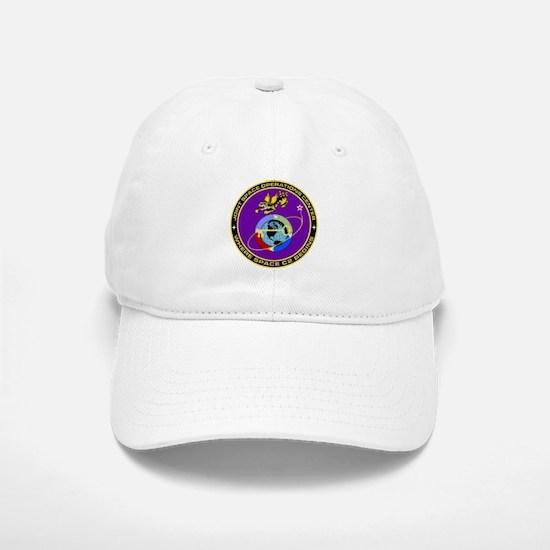 Jt Space Ops Ctr Baseball Baseball Cap
