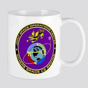Jt Space Ops Ctr Mug Mugs