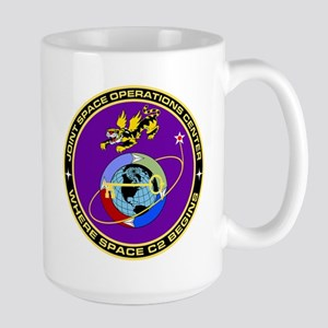 Jt Space Ops Ctr Large Mug Mugs
