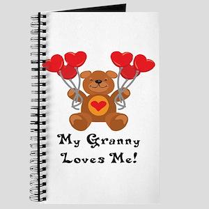 My Granny Loves Me! Journal