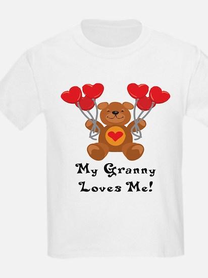 My Granny Loves Me! T-Shirt