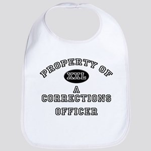 Property of a Corrections Officer Bib