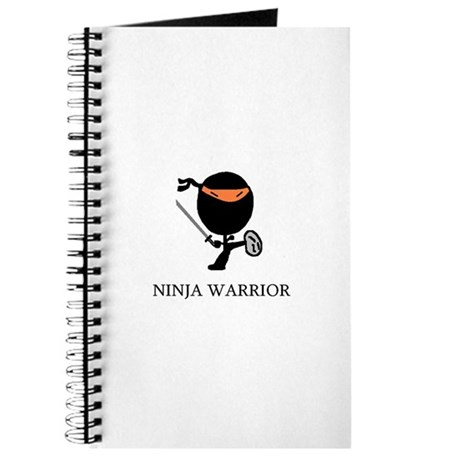 Ninja Warrior Journal
