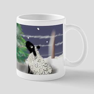 On a Cold Winter's Night Mugs