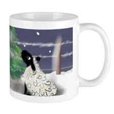 On a Cold Winter's Night Mugs