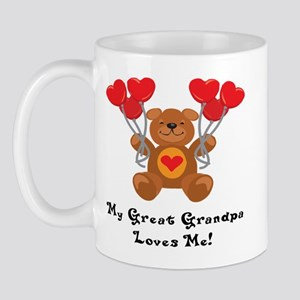 My Great Grandpa Loves Me! Mug
