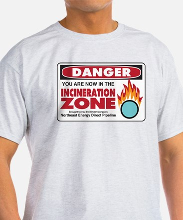 Incineration Zone T-Shirt