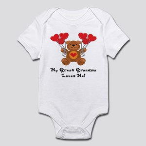 Great Grandma Baby Clothes Accessories Cafepress