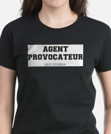 AGENT PROVOCATEUR - SHIT STIRRER T-Shirt
